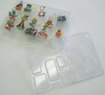Formed plastic products